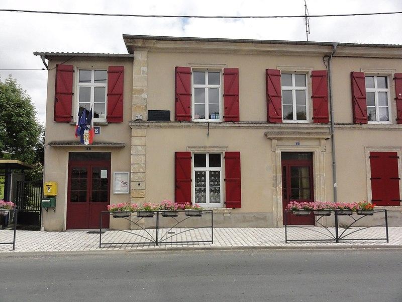 Rumont (Meuse) mairie