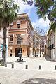 Rutes Històriques a Horta-Guinardó-pl santes creus 05.jpg