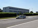 Ruzyně, Úřad pro civilní letectví.jpg