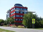 Ruzyně, K letišti 30, Travel Service (01).jpg