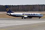 Ryanair, EI-GDM, Boeing 737-8AS (41701762251).jpg