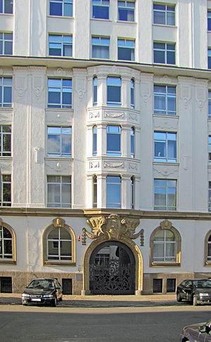 S. Fischer Verlag - S. Fischer premises in 2010