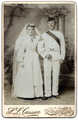 S.L.Cassar, Sergeant Instructor and Bride.png