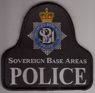 Sovereign Base Areas Police