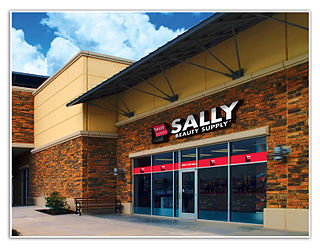Sally Beauty Holdings American international specialty retailer and distributor of professional beauty supplies