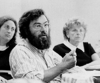 National Writing Project - Teacher at the first summer institute in 1974