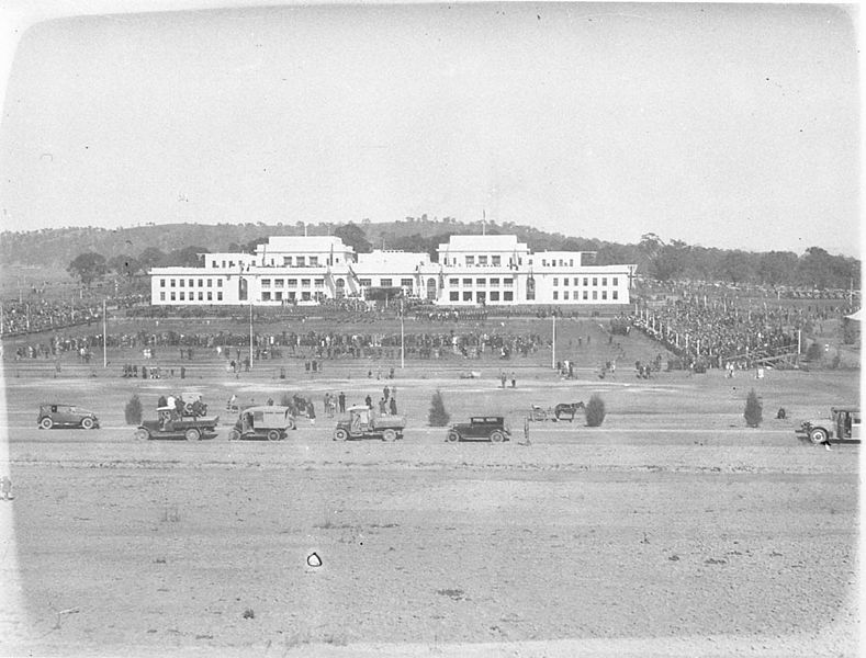 File:SLNSW 9216 Opening of Parliament House Canberra.jpg