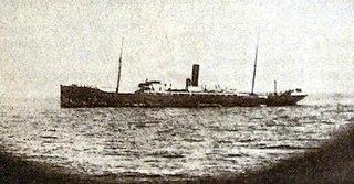 SMS <i>Möwe</i> (1914) German merchant raider