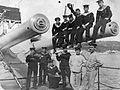SMS Radetzky az Osztrák-Magyar Monarchia csatahajója. Fortepan 19490.jpg