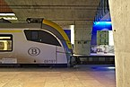 SNCB Desiro ML (Class AM08 08197) end at Antwerp Central Station level -2 platform 22 (DSCF4779).jpg
