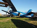 SP-AOG (aircraft) Antonov AN-2, Internationales Luftfahrtmuseum Manfred Pflumm.JPG