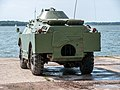 SPW-40P2 (Ch), 12. Internationales Maritimes-Fahrzeugtreffen, Ribnitz-Damgarten (P1060695).jpg