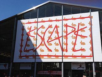 SP 38 - Image: SP 38 Escape Gare du Nord juin 2015