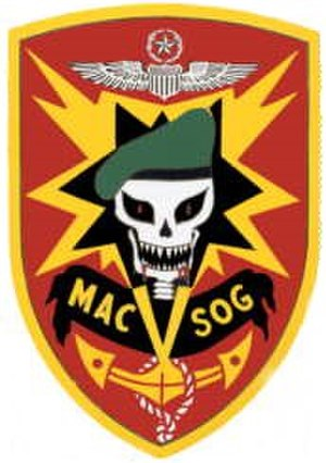 Military Assistance Command, Vietnam – Studies and Observations Group - Image: STEMMA DEL MACVSOG