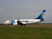 SU-GEC - B738 - EgyptAir