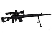 SVDM sniper rifle at Military-technical forum ARMY-2016 01.jpg