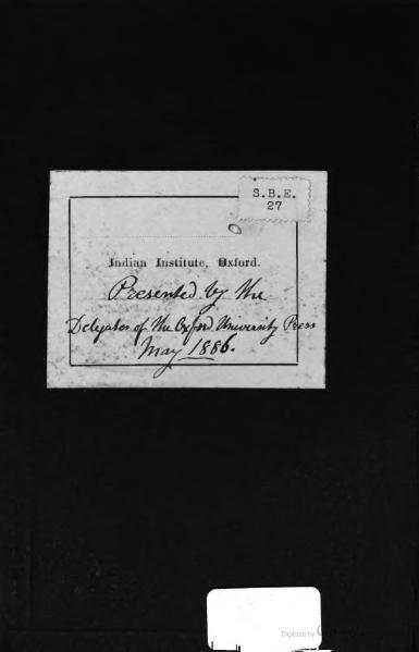 File:Sacred Books of the East - Volume 27.djvu