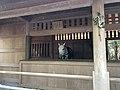 """Sacred Horse """"Emitomo"""" in Miumaya House of Toyouke Grand Shrine 3.jpg"""