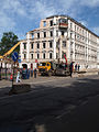 Sadovnicheskaya 80 demolition 27.6 morning 01.JPG
