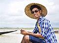 Sagor Bosu at Ratargul Sylhet.jpg