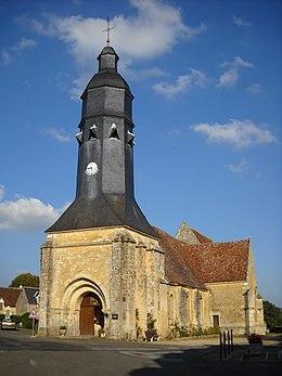 Saint-Cyr-la-Rosière - Église Saint-Cyr-et-Sainte-Juliette - 1.JPG