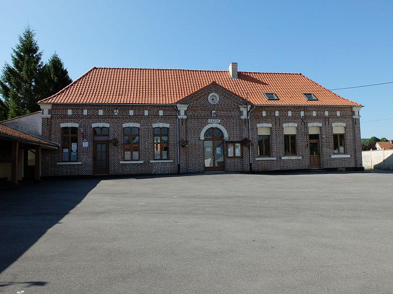File:Saint-Georges (Pas-de-Calais) - Mairie.JPG