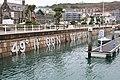 Saint-Hélier - Saint-Helier Marina coordinates.JPG