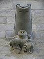 Saint-Pol-de-Léon (29) Cathédrale Façade nord 03.JPG