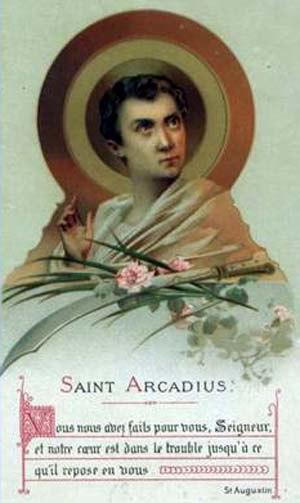 Saint Arcadius