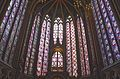 Saint Chapelle stained glass windows 3, Paris May 2014.jpg