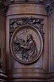 Saint Luc bois chaire St Etienne du Mont.jpg
