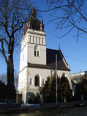 Saint Paraskevi Church, Lviv.jpg