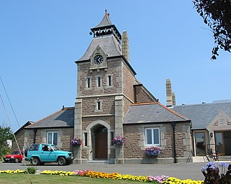 Saint Ouen, Jersey - Parish Hall