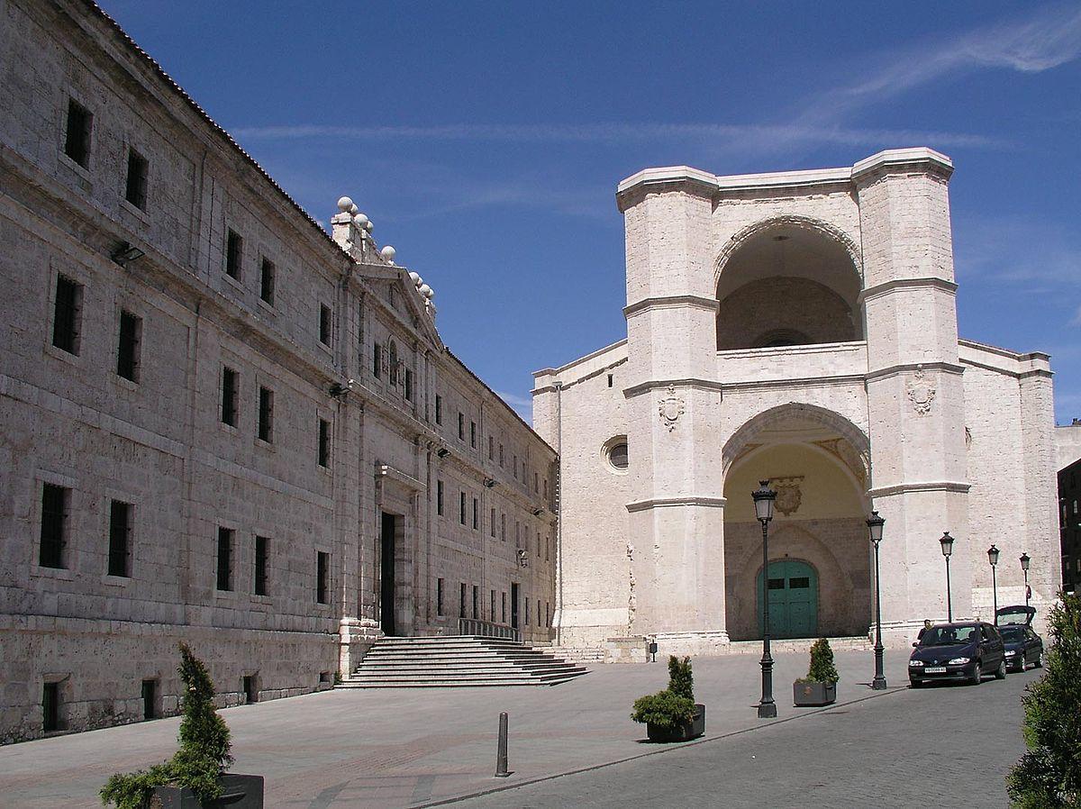 Iglesia del monasterio de san benito el real wikipedia la enciclopedia libre - Fotos del real valladolid ...