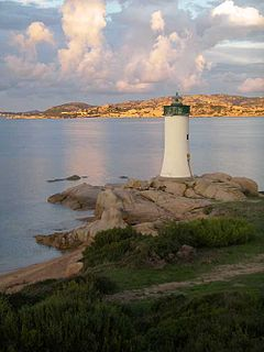 Santo Stefano (island) island in Italy