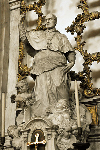 San Gregorio Barbarigo di Giovanni Maria Morla...