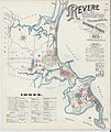 Sanborn Fire Insurance Map from Revere, Suffolk County, Massachusetts. LOC sanborn03830 001-1.jpg