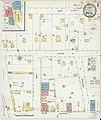 Sanborn Fire Insurance Map from Wagoner, Wagoner County, Oklahoma. LOC sanborn07286 003-1.jpg