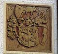 Sandsteinwappen Abt Franz I.,Chullot von St. Blasien.JPG