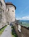 Sankt Georgen am Längsee Burg Hochosterwitz Hauptburg Kapelle hl Nikolaus Apsis 01062015 4362.jpg