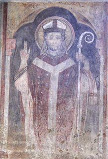 Eustorgius I Archbishop of Milan, Saint
