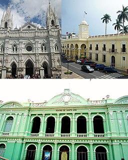 Santa Ana, El Salvador Place in El Salvador