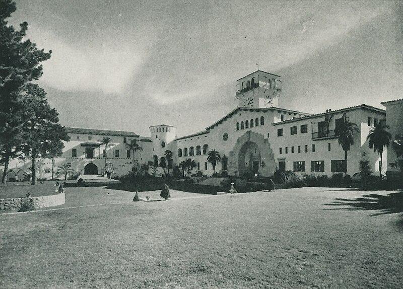 Santa Barbara County Courthouse, California.jpg
