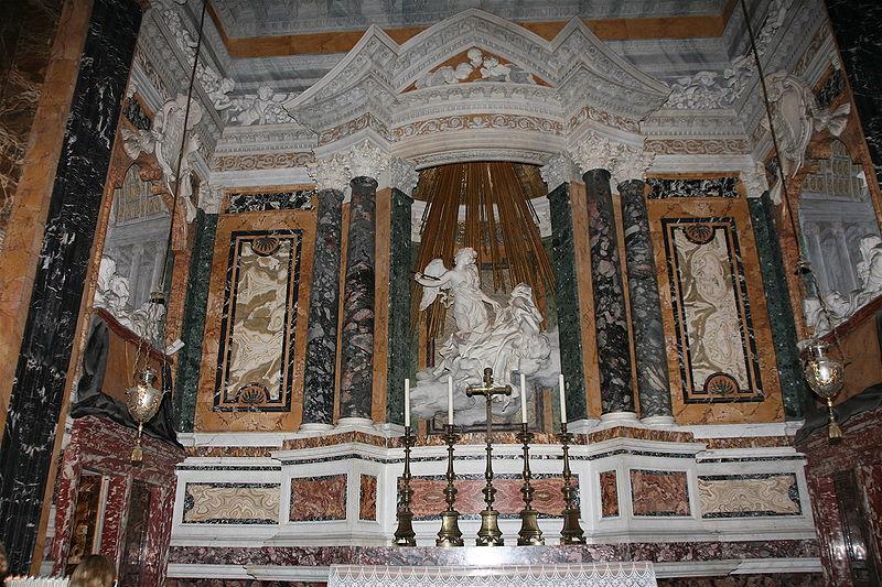 File:Santa Maria della Vittoria - 1.jpg