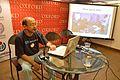 Santanu Chandra - Presentation Session - Wikilearnopedia - Oxford Bookstore - Kolkata 2015-08-23 3650.JPG