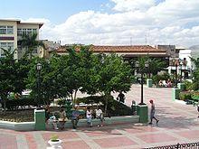 Parque Céspedes - Santiago de Cuba