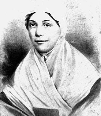 Sarah Allen (missionary) - Sarah Brown