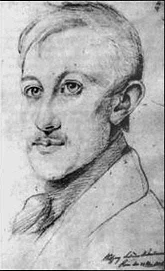 Wolfgang Sartorius von Waltershausen - Wolfgang Sartorius von Waltershausen by August Kestner