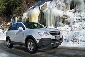 Saturn Corporation - 2009 Saturn Vue