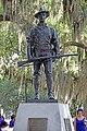 Savannah GA USA Forsyth Park Spanish-American War statue.jpg